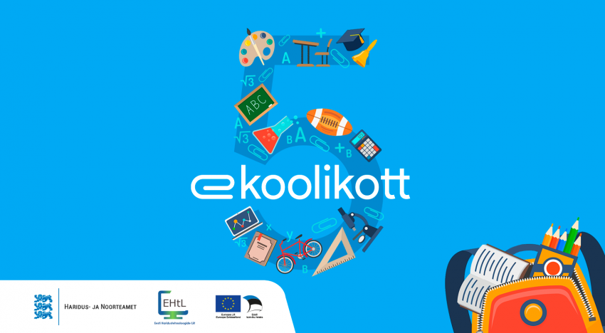 E-koolikott 5 logo